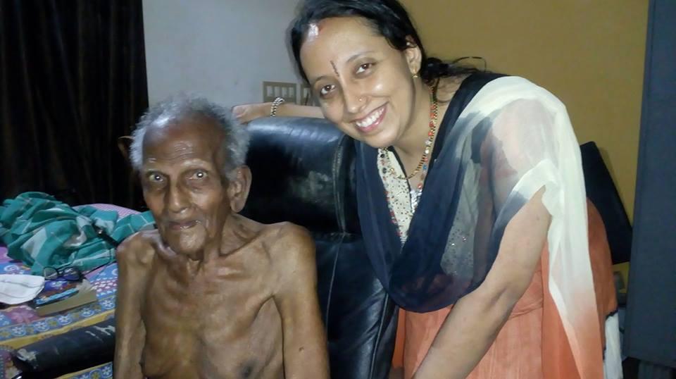 ತಮ್ಮ ಕೊನೆಯ ದಿನಗಳಲ್ಲಿ ಮುರಳೀಧರ್ ಸರ್ ; ಸಂಪಾದಕಿ ಡಾ. ಮನೋರಮಾ ಅವರೊಂದಿಗೆ