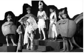 Rangamane- Dhana Dangura-Drama