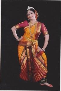 Deevatige -'Natyavatarana' 2nd half article photo of Dr.Shobha 1 (2)