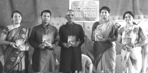 Natyachintana photo 5 releasing of Noopura Bhramari special Journal