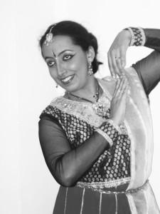 as kathak dancer manohari das in 'Mandra' drama