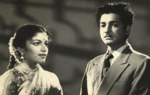 with Prem Nazir