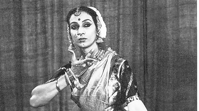 Mrinalini Sarabhai file photo