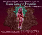 Dance Research Symposium- 2018