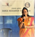 State level Dance Research Symposium+ 'Bharata Natya Bodhini' release +E-Research journal launch
